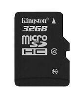 8GB MicroSDHC Class 4 Mobile Phone Memory Cards
