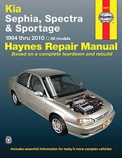 2007 kia spectra ex service manual