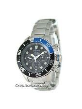 Seiko Prospex Armbanduhren aus Edelstahl für Erwachsene