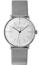 Mechanische - (Handaufzugs) Junghans Armbanduhren mit 12-Stunden-Zifferblatt