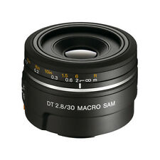 Auto Focus Wide Angle Camera Lenses for Sony