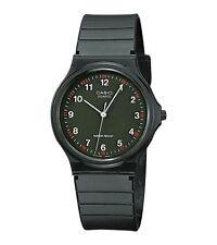 Polierte Casio Armbanduhren mit 12-Stunden-Zifferblatt