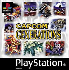 Capcom PC - & Videospiele für die Sony PlayStation 1 mit Regionalcode PAL