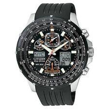 Sportliche Quarz-(Solarbetrieben) Armbanduhren mit 12-Stunden-Zifferblatt für Erwachsene