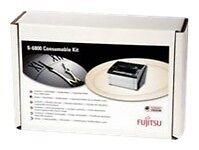 Fujitsu Scanner-Teile