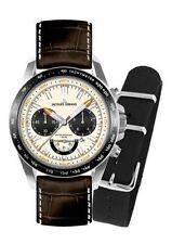 Jacques Lemans Armbanduhren mit Mineralglas