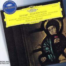 Deutsche Grammophon Requiem Music CDs