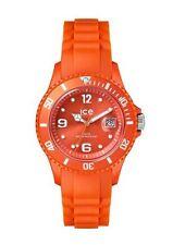 Sportliche Ice-Watch Armbanduhren mit Silikon -/Gummi-Armband