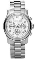 Polierte Michael Kors Armbanduhren mit Chronograph