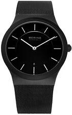 Armbanduhren aus Aluminium mit 12-Stunden-Zifferblatt und Matte für Herren
