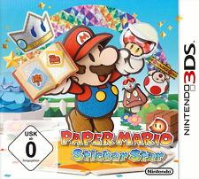 Rollen-PC - & Videospiele für Mario Paper