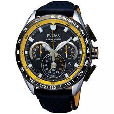 Seiko Pulsar Armbanduhren mit Datumsanzeige