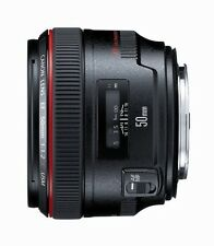Canon FD Fixed/Prime Camera Lenses 50mm Focal