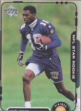 Upper Deck Randy Moss Rookie Single Football Trading Cards