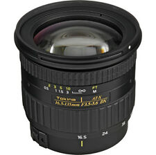 Tokina f/3.5 Camera Lenses