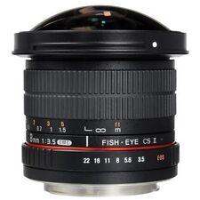 Samyang f/3.5 Camera Lenses for Canon