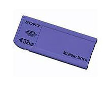 32MB Camera Memory Cards for Sony