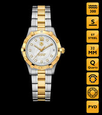 TAG Heuer Women's Stainless Steel Strap Analog Wristwatches