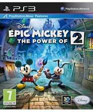 Sony PlayStation 3 Disney Video Games with Multiplayer