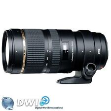 Tamron Zoom Auto Focus Telephoto Camera Lenses