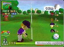 Golf-PC - & Videospiele für den Nintendo 64