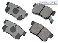 Akebono ACT536 Rear Ceramic Brake Pads
