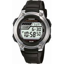 Digitale Unisex Armbanduhren mit Hintergrundlicht und mattem Finish