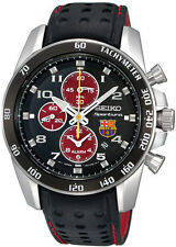 Seiko Stainless Steel Case Wristwatches with Chronograph