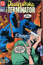 Deathstroke Dell Modern Age Comics (1992-Now)