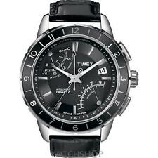 Analoge Timex Armbanduhren mit Chronograph