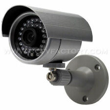 Sony Night Bullet Home Security Cameras with Wide Angle