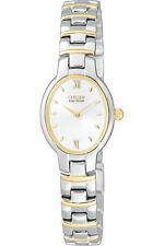 Runde Armbanduhren aus Edelstahl mit Gangreserve-Anzeige für Damen