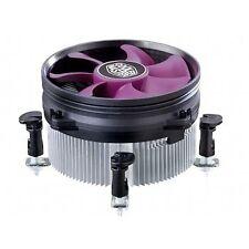 Ventilateur pour UC avec dissipateur thermique Cooler Master pour CPU