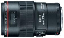 Canon Kamera-Objektive mit 100mm Brennweite Festbrennweite