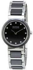 Quarz - (Batterie) Armbanduhren mit Saphirglas für Damen