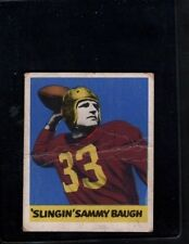 Leaf Washington Redskins Football Trading Cards