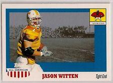 Topps Jason Witten Dallas Cowboys Original Football Cards