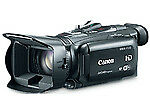 SDHC/SD High Definition Professional Camcorders