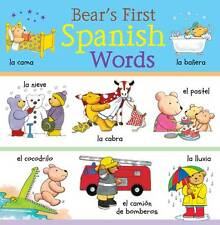 Early Reading Baby Books in Spanish