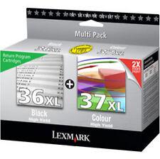 Lexmark Originale Drucker-Tintenpatronen mit Tintenstrahl