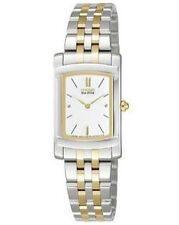 Citizen quadratische Armbanduhren aus Edelstahl für Damen