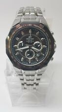 Stainless Steel Band Men's Analog Wristwatches