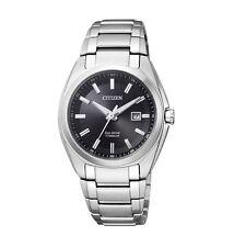 Citizen Eco-Drive-Armbanduhren mit 12-Stunden-Zifferblatt