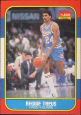 Fleer Autographed Original Single Basketball Trading Cards