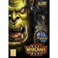 Blizzard Strategy PC Video Games