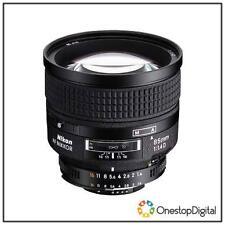 Nikon 1 NIKKOR Fixed/Prime Telephoto Camera Lenses