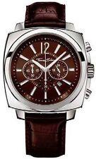 Polierte quadratische Armbanduhren mit 12-Stunden-Zifferblatt für Herren