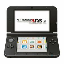 Consoles de jeux vidéo rouge 3DS XL