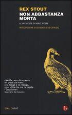 Letteratura e narrativa gialla e thriller nero Rex Stout