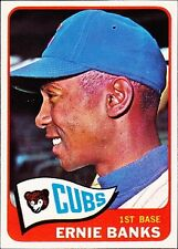 Topps Ernie Banks Professional Sports (PSA) Baseball Cards